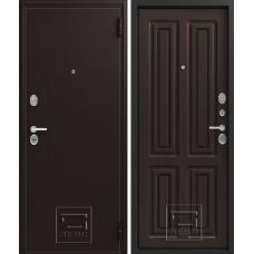 Входная дверь Зевс Z-6 венге шелк