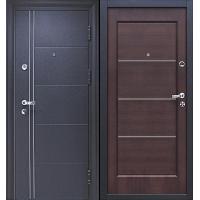 Входная дверь Ферум венге